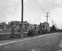 Queen Elizabeth Drive And Park 1910