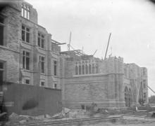 Building Victoria Museum - Apr 1899-1