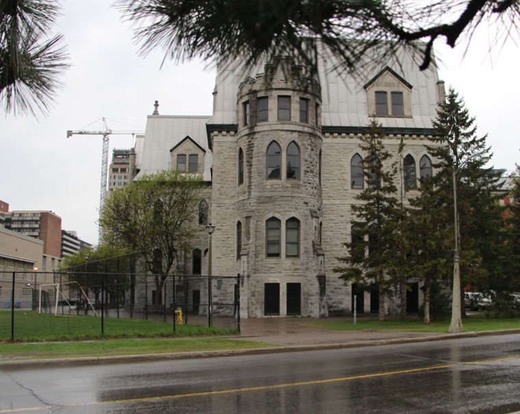 Collegiate Institute Lisgar Street-2