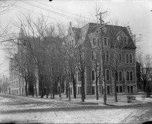 Collegiate Institute on Lisgar St 2