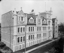 Collegiate Institute on Lisgar St
