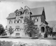 Miss AM Harmons Home and Day School (171 MacLaren Street Ottawa) Sept 1900