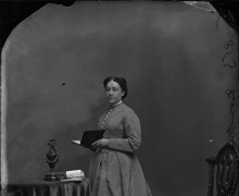 Miss Harmon -  May  1868