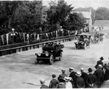 Opening of Billings Bridge - Sep2-1915