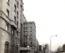 SE corner-70s