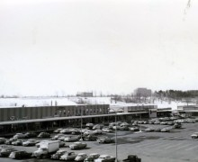 Billings Bridge Plaza around 1962