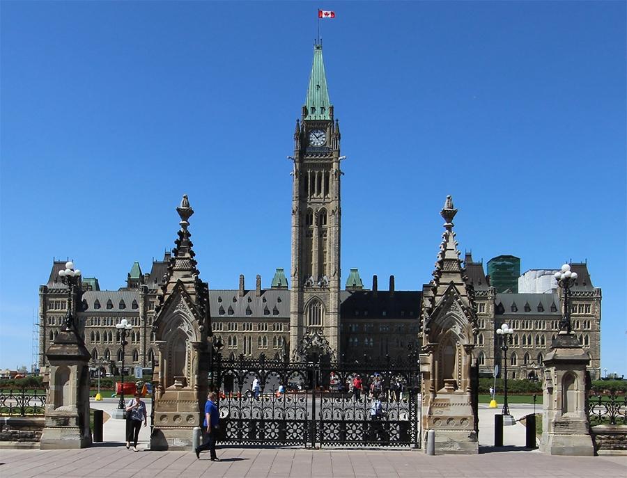 ParliamentHillFrontGate-1916-b-2