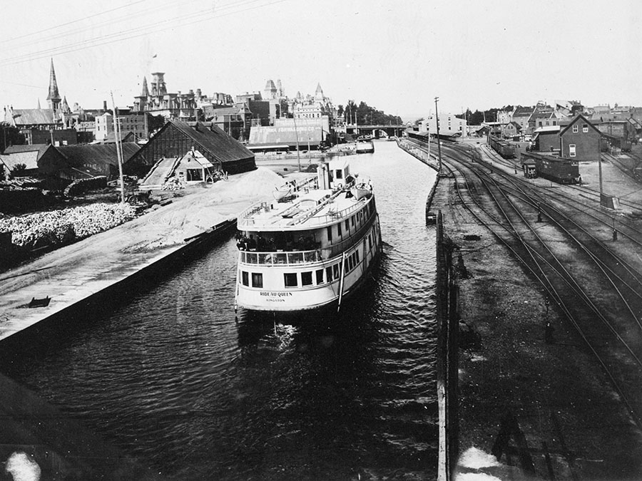 CanalFromLaurierBridge-1890s-1-1