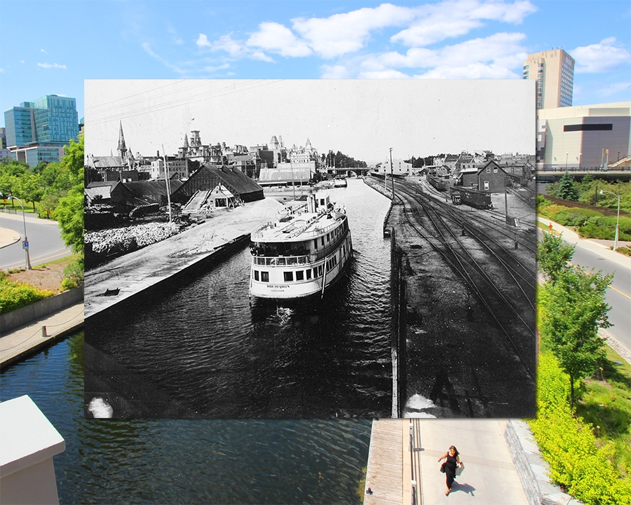 CanalFromLaurierBridge-1890s-2-2