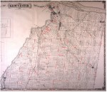 Map Of Gloucester - 1879 - Annotated