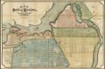 Map of Ottawa - 1865