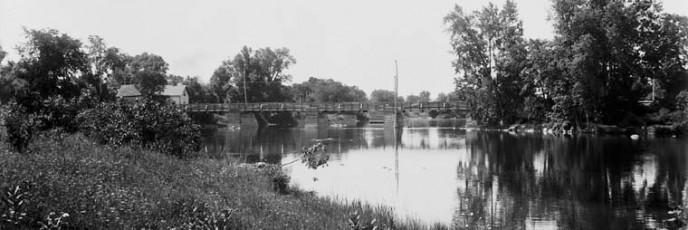 Billings Bridge From The West-1